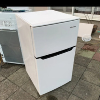 ハイセンス 2016年 冷蔵庫 95L