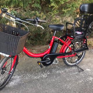 L2N電動自転車I01R🌻ヤマハパスバビー🌻充電器なし!20インチ
