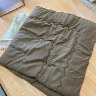 【無料】こたつ毛布