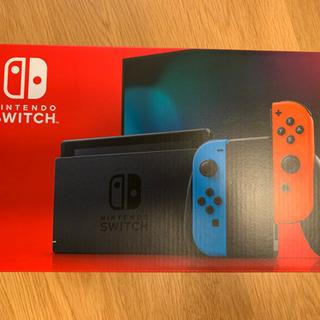 任天堂Switch 新型 新品未使用
