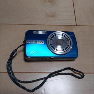 デジタルカメラ オリンパスμ750