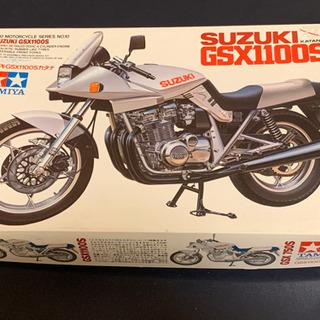 【値下しました!】GSX1100Sカタナ 1/12モデル(198...