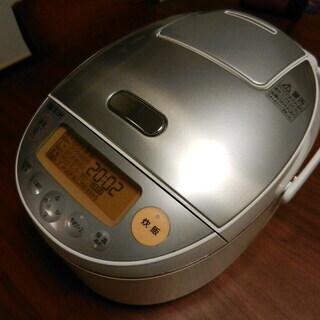 Panasonic 可変圧力IHジャー炊飯器5.5合炊き