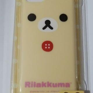 iPhoneケース☆未使用2個セット☆手帳型&リラックマシ…
