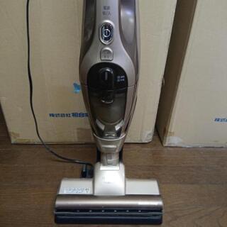 HITACHI 充電式掃除機(シャンパンカラー)
