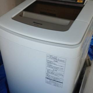 良品パナソニック洗濯機2015年製ご連絡頂いた方優先✨