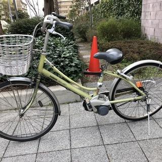 ★3/18まで★ワケあり電動アシスト自転車(中古)★引き取りに来...