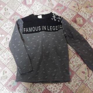 男児150、160ロングTシャツ