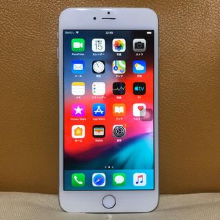 SoftBank iPhone6 PLUS 64GB シルバー ...