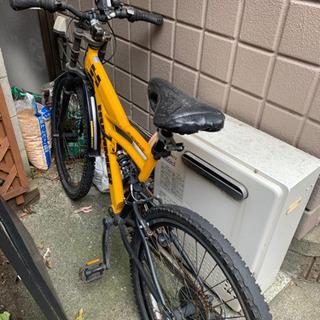 【無料】自転車とダブルマットレスセット