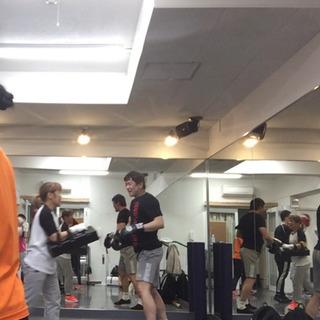 3/16マーシャルミット&筋コンディショニング飛び込み参加可能!!!