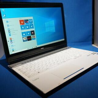 LaVie改101 Core i7 SSD HDD Win10