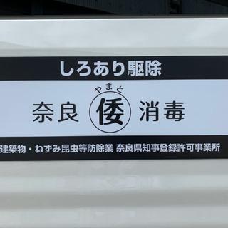 奈良 倭(やまと)消毒