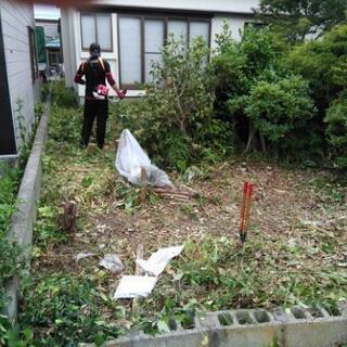 [便利屋] 草刈り、おまかせ下さい!見積り無料です。[リサイクル...