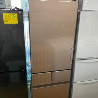 ★18年製★シャープ SHARP プラズマクラスター冷蔵庫 41...