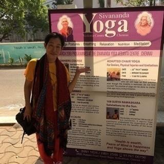 スタジオ プラーチー ヨガ・瞑想&インド舞踊