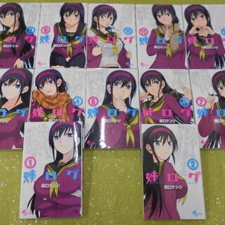 姉ログ コミック 全12巻完結セット。