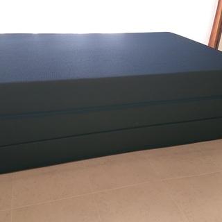 マットレス シングル 3つ折り 高反発マットレス 10cm