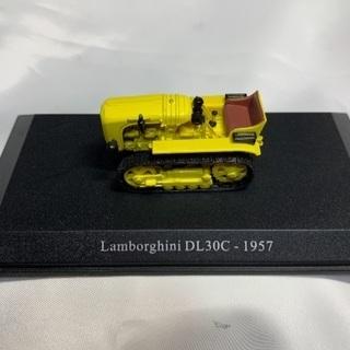 【激レア!】ランボルギーニ DL30C 1/43スケール
