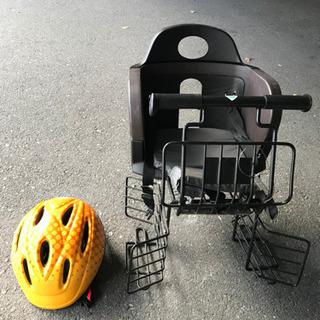 自転車 チャイルドシート ヘルメット ジュニア