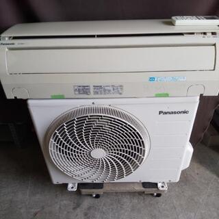 佐賀中古エアコン、パナソニック2.2KW6畳用28番