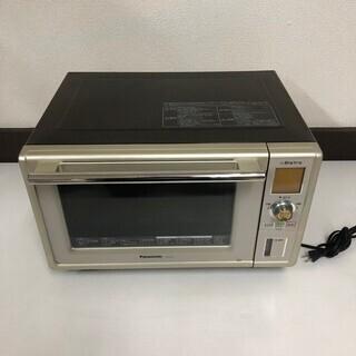 【Panasonic】 パナソニック スチームオーブンレンジ 電...