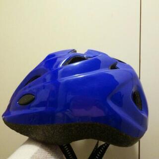 【美品】 子供用 ヘルメット  52cm~56cm