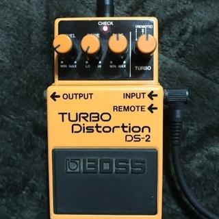 ギターエフェクター BOSS TURBO distortion ...