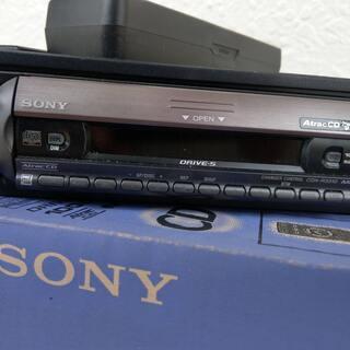 SONY CDX-R3310 1DIN CDデッキ MP3対応