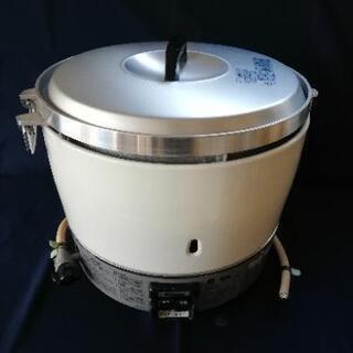 【値下げ】ガス炊飯器 6l