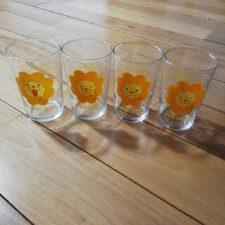 未使用ミスタードーナツグラス☆ポンデライオン