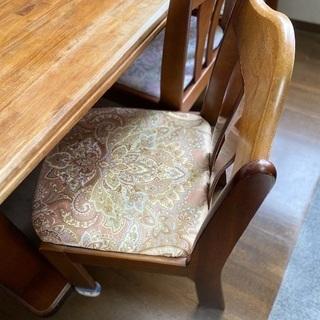 6人掛けテーブル − 宮城県