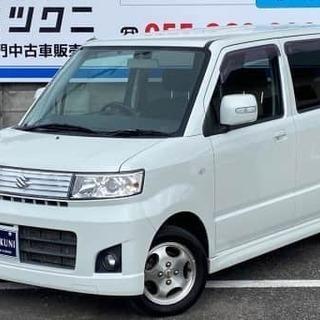 スズキ ワゴンR スティングレー 4WD T 珍しい4駆! ミツ...