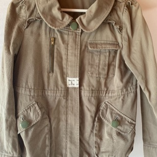 綿のジャケット