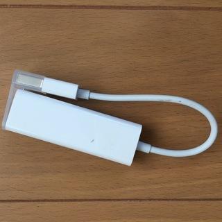 Apple USB Ethernet アダプタ