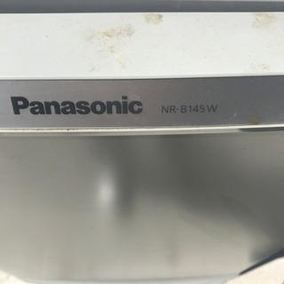 無料!!! Panasonic 冷蔵庫 一人暮らしサイズ