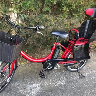 O2N電動自転車K64R🍀ヤマハパスバビー🍀20インチ!充電器なし