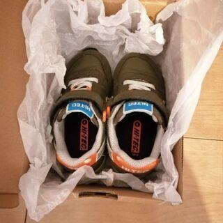 まとめ買いお値引きします!HI-TEC 子供 靴 16cm EE