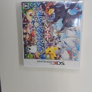 任天堂3DSソフト ポケットモンスタースクランブル