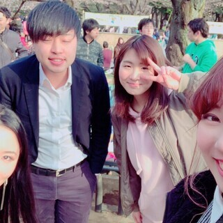 お花見2020☆@原宿代々木公園 - 渋谷区