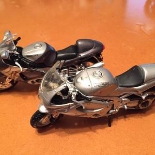 ※値引き!Maisto バイク 2台