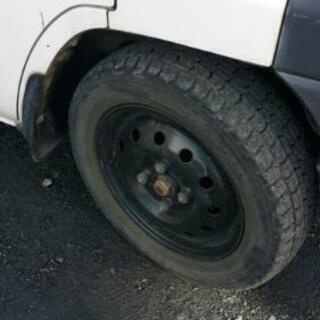 出張でタイヤ交換致します。