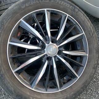 タイヤ付きホイル