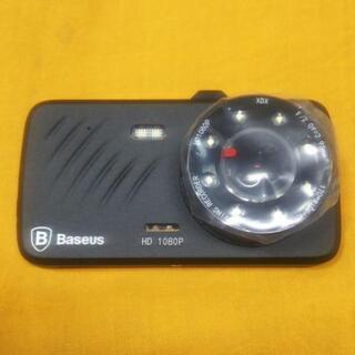 【取り付け込み】ドライブレコーダー 前後カメラ タッチパネル