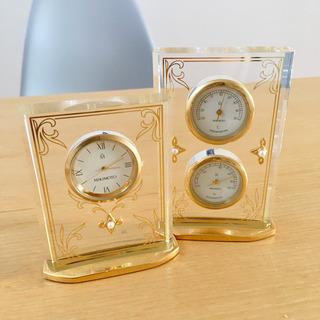 ミキモト 時計&湿度・温度計