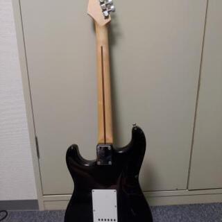 Fender Japan Stratcaster ST-STD(BK/R) - 藤沢市