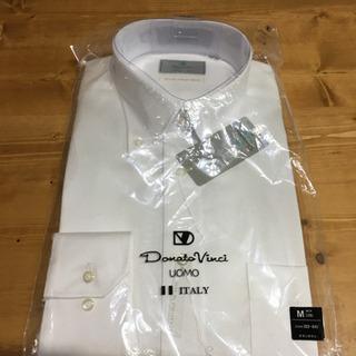 【新品未使用】ドナート・ブィンチ ワイシャツ 白 Mサイズ