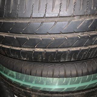 タイヤ アルト 155 65 R13 ホイール付き