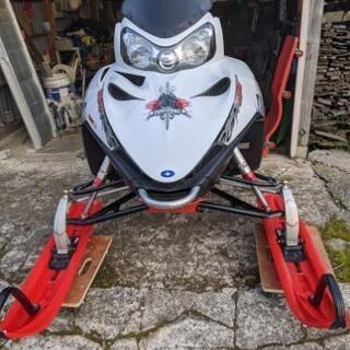 スノーモービル 09ポラリス MRK800 163