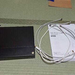3800円値下げ!ソニー4Kダブルチューナー無料配達設置します。